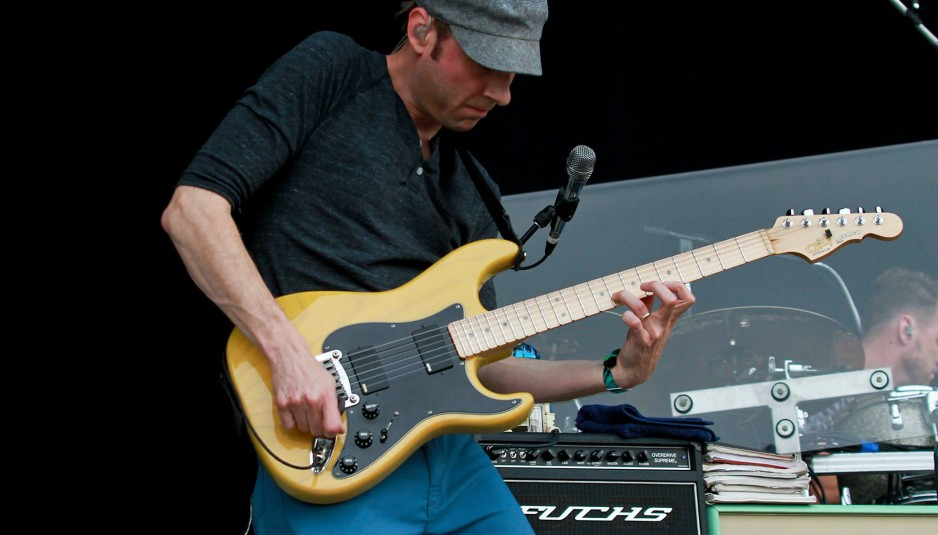 Umphreys McGee played to a relaxed crowd during his show on Friday.