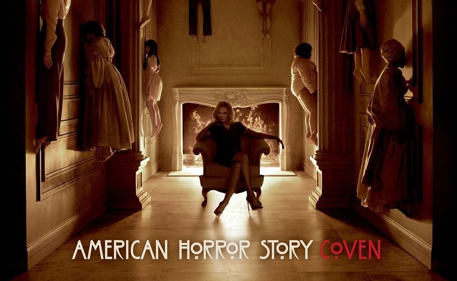 The cast of American Horror Story: Coven (FILE)