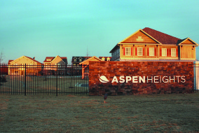 Aspen Heights is the new luxury complex less than five miles from MTSU has left residents with housing problems that are not being solved. Photo by Cat Murphy.
