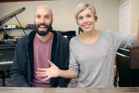 Photo courtesy of Pomplamoose