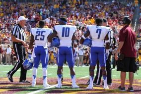 Photo from Go Blue Raiders photo gallery