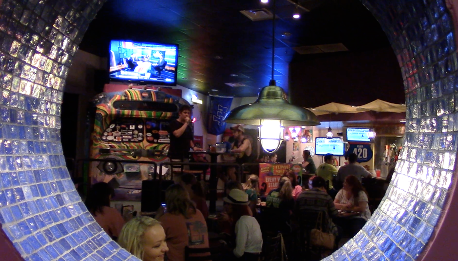 MTSU PanHellenic held their first recruitment event at the Mellow Mushroom Tuesday Night.