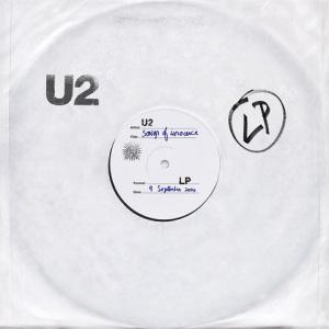 """Songs of Innocence"" album artwork. Photo courtesy of U2"