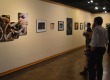The Society for Photographic Education held a reception at the Murfreesboro Center for the Arts on Thursday.   Photo by Sarah Taylor.