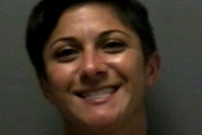 Lady Raiders softball assistant coach Kelley Montalvo was charged Friday night for a DUI.   Photo courtesy Daily News Journal.