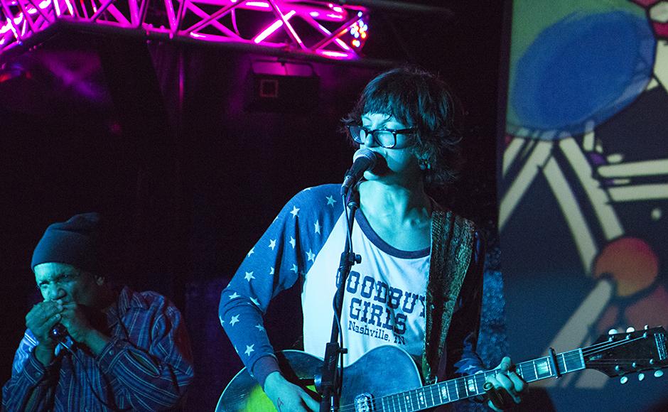Blackfoot Gypsies open for The Weeks at Tempt Nightclub in Murfreesboro, Tenn. on Thursday, March 7, 2015. (MTSU Sidelines/Matt Masters)