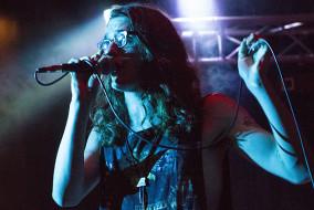 The Weeks headline at Tempt Nightclub in Murfreesboro, Tenn. on Thursday, March 7, 2015. (MTSU Sidelines/Matt Masters)