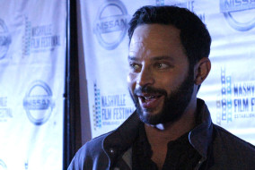Actor and comedian Nick Kroll at the Nashville Film Festival on Thursday, April 16, 2015 at the Regal Green Hills Cinema. Kroll's film Adult Beginners is featured in this year's festival lineup. (MTSU Sidelines/Samantha Hearn)