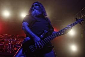featTom Araya of Slayer