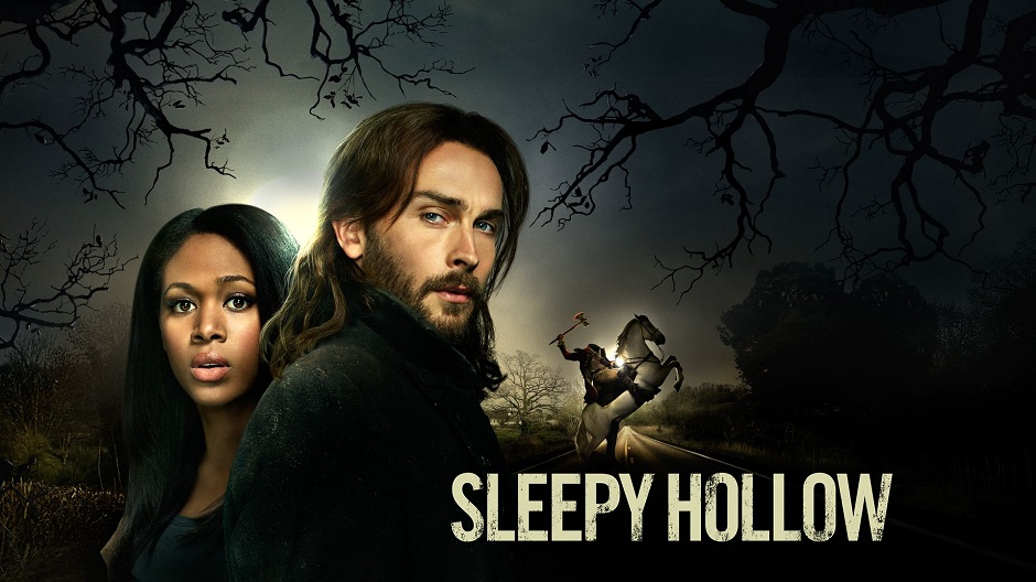 "Nicole Beharie, left, and Tom Mison, right, star in FOX's new supernatural series ""Sleepy Hollow."" (FILE)"