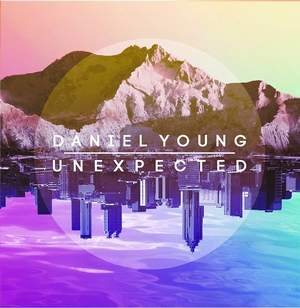 """The artwork for Daniel Young's """"Unexpected"""" EP. (FILE)"""