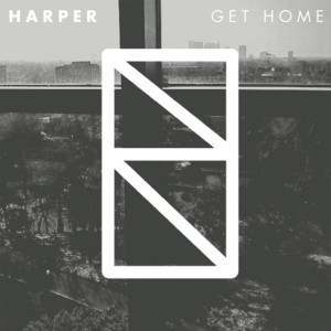 """The artwork for Harper's """"Get Home"""" EP. (FILE)"""