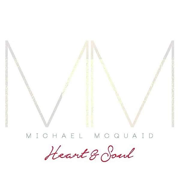 "The artwork for Michael McQuaid's ""Heart & Soul"" EP. (FILE)"