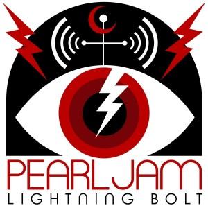 """The album artwork for Pearl Jam's """"Lightning Bolt"""" (FILE)"""