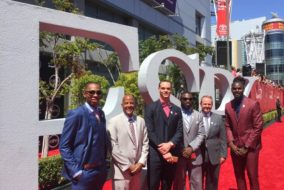 ESPYs men bb, photo courtesy of Kermit Davis on Facebook