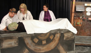 Young Frankenstein for Center for the Arts in Murfreesboro, Tenn. (Murfreesboro Center for the Arts)