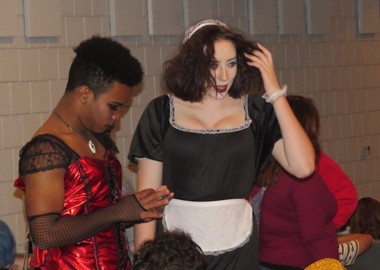 Rocky Horror Picture Show at MTSU