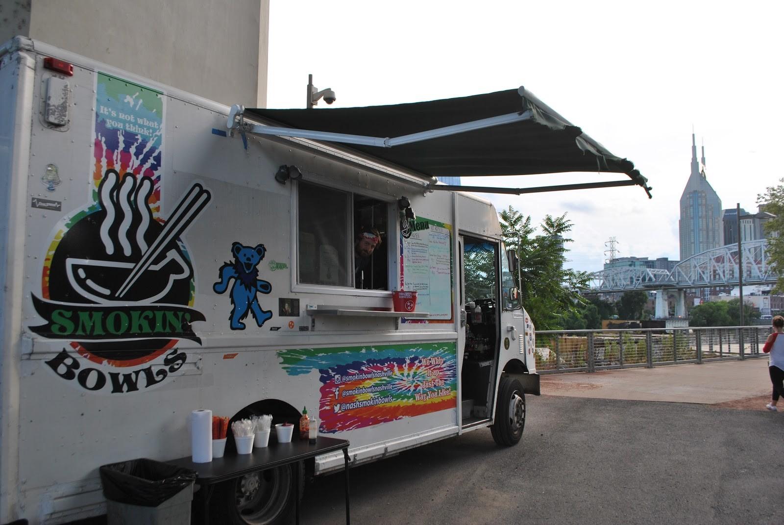 Smokin Bowls Food Truck Nashville